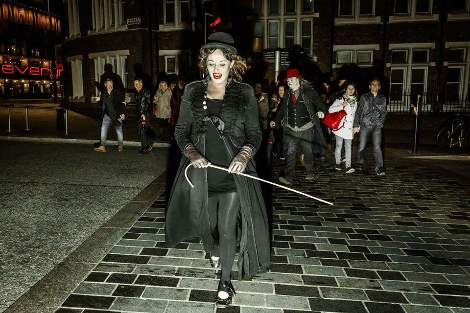Shiverpool ghost tours liverpool