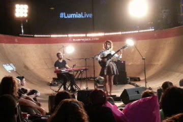 Nokia Lumia Live Session with Lianne La Havas