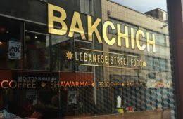 Bakchich Restaurant Bold Street; Review 1
