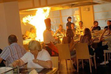 Sapporo Teppanyaki Restaurant; Duke Street