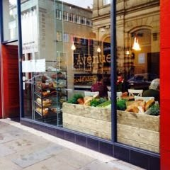 East Avenue Bakehouse Bold St Liverpool