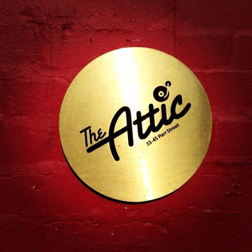 The Attic Parr Street Liverpool