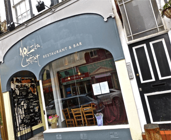Nolita Cantina; The Boldest of Bold Streets Burgers