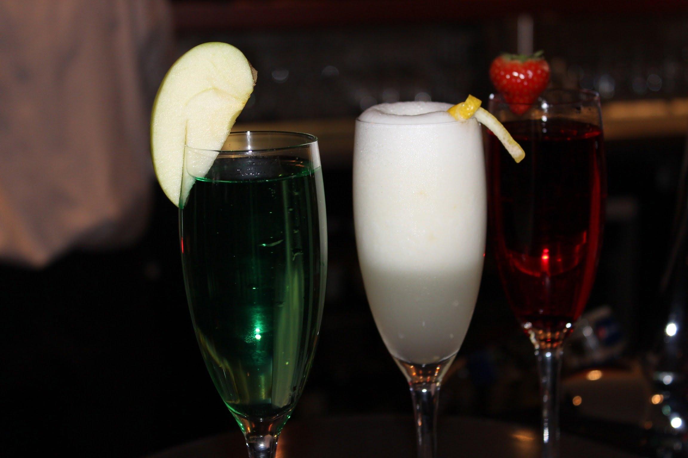 Xmas Cocktails 1