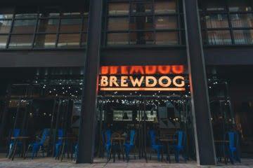 Brewdog Liverpool Bar
