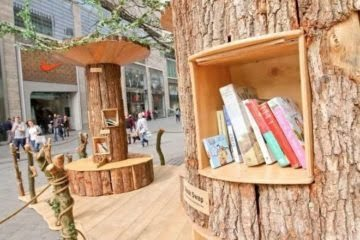 Reading Trees Return To Liverpool