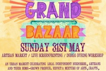 Capstan's Grand Bazaar A Celebration Of Screenprinting & DIY Art