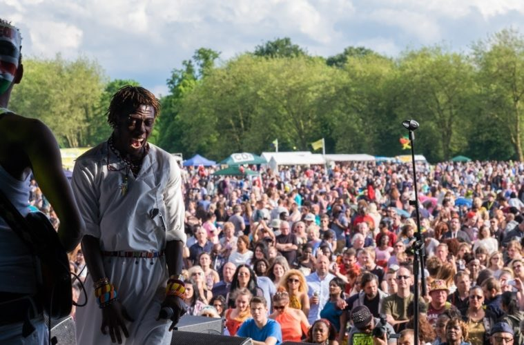 Africa Oye 2015: The World Celebrates With Liverpool In Sefton Park 2