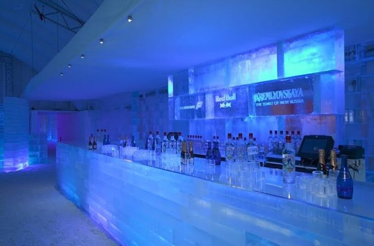 Bierkeller Pop Up Ice Bars Will Be The Place To Chill Out This Summer 1