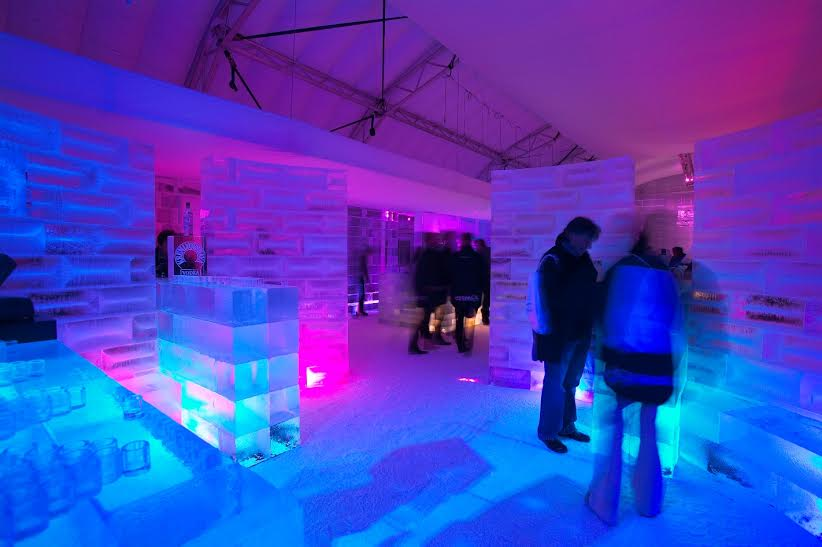 Bierkeller Ice Bar VIP