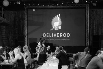 'Deliveroo' Restaurant Delivery Service Launches In Liverpool 1