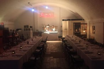 Secret Diners Club Brings A Taste of Italy to Liverpool - If You Can Find It 1