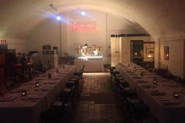 Secret Diners Club Italian