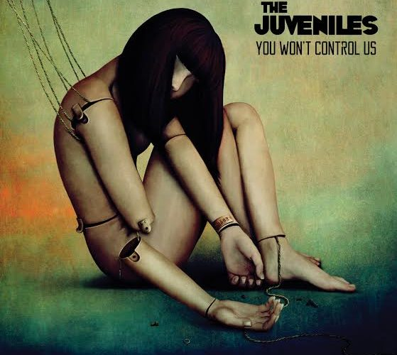EP Review; The Juveniles – You Won't Control Us