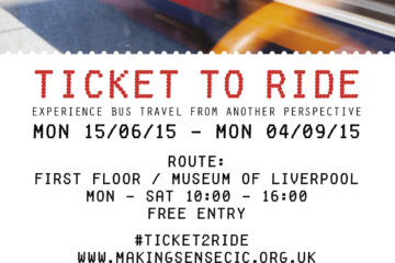 Mencap Liverpool's Got A 'Ticket To Ride' Exhibition Launches 15th June