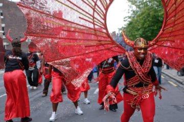 Brouhaha's International Carnival Parade 11 July 12pm-2.30pm