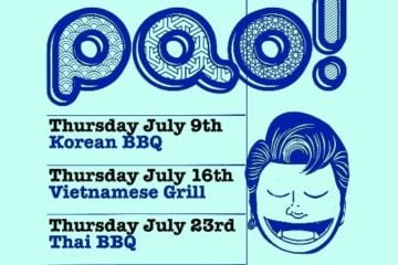 New Food Truck PAO! To Celebrate Asian Cuisines With BBQ Thursdays In Liverpool