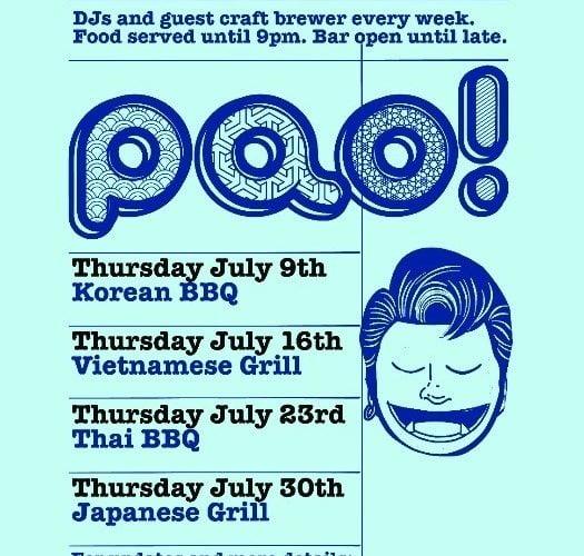 Pao Thursdays Liverpool