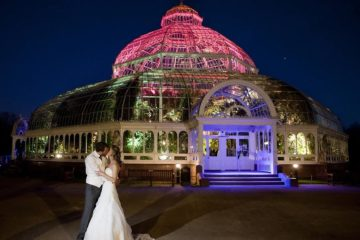 Sefton Park Palm House Named Wedding Venue of The Year 2