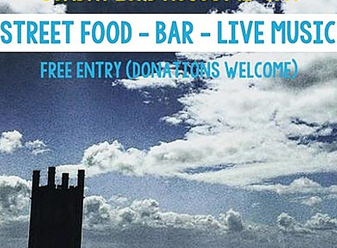 Lazy Graze hosted by Hoffle Waffle at The Bombed Out Church Sunday 23rd July