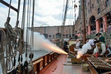 Liverpool Albert Dock Pirate Festival