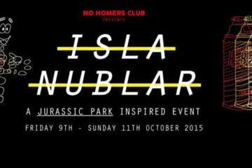 No Homers Club Liverpool Isla Nublar