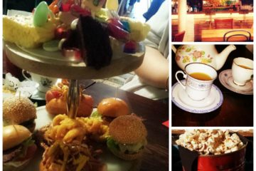 Afternoon Tea At The Baltic Social