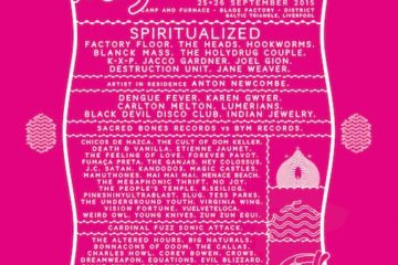 The Liverpool International Festival of Psychedelia 2015; Preview