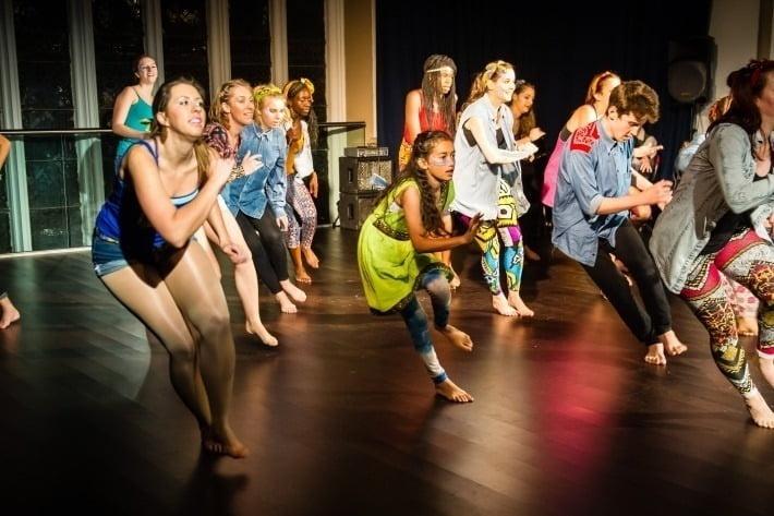 Movema Launches Dance Classes At LIPA 16th September