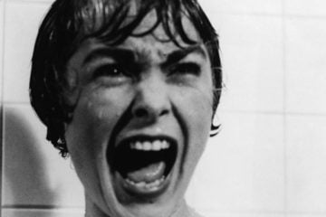 Psycho Film With Live Orchestra At The Liverpool Philharmonic Hall 30th October