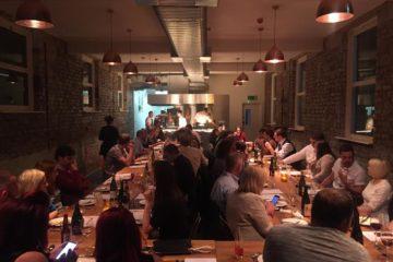 Secret Diners Club Liverpool September