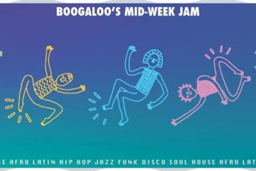 Boogaloo's Mid-Week Jam: Residents & Friends 24 Kitchen Street: 4th November