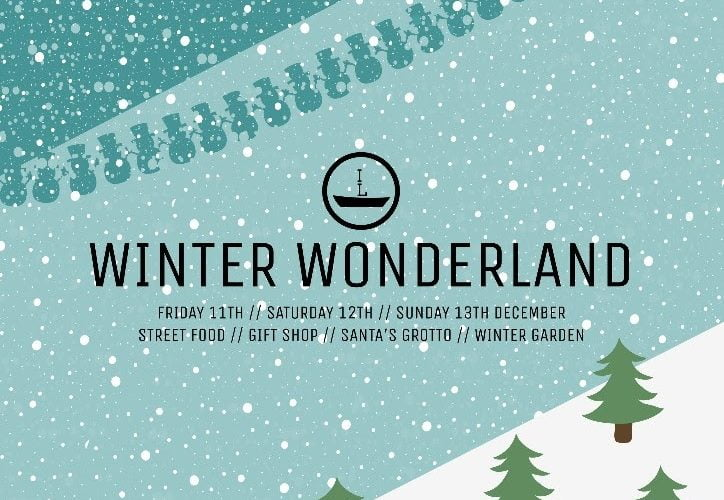Independent Liverpool; Winter Wonderland Coming To The Baltic Triangle 11th-13th December