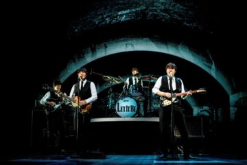 'Let It Be' At The Royal Court Theatre; Review