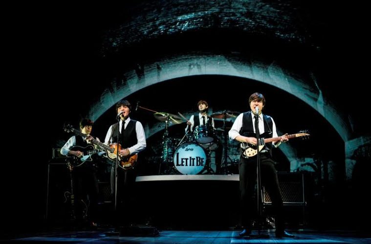 Let It Be The Musical Royal Court Liverpool