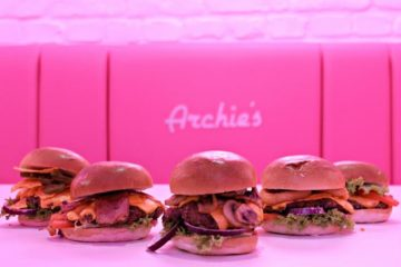Archie's Burgers & Shakes Liverpool