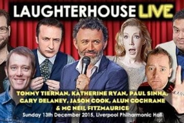 Laughterhouse Live Returns To Liverpool Philharmonic