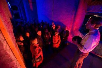 Liverpool Catacombs