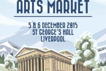 Winter Arts Market 2015 At St Georges Hall 5 & 6th December