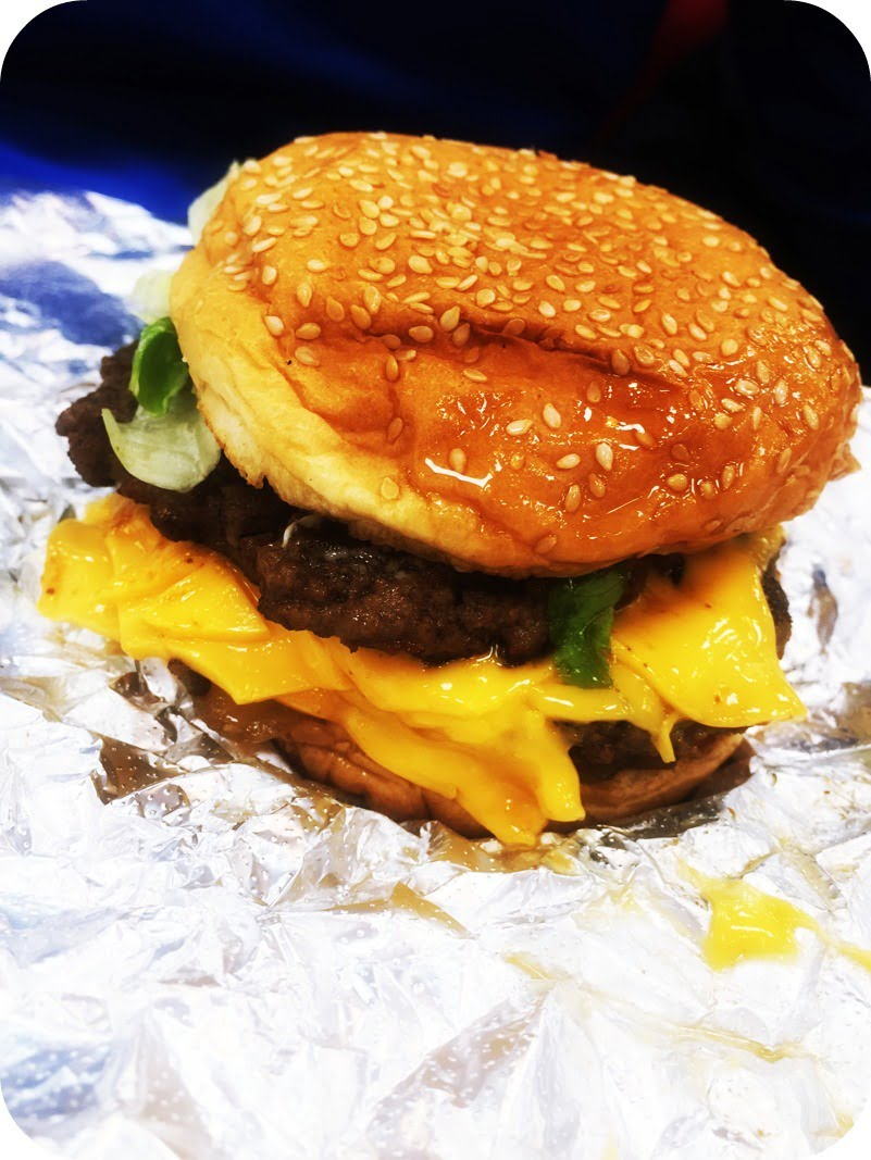 Five Guys Burger 3 Liverpool