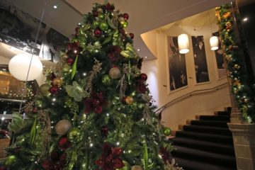 So This Is Christmas… Hard Days Night Hotel Gets Into The Festive Spirit With Unveiling of Seasonal Decor