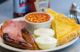 IEC Breakfast