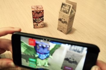 Liverpool Creatives Draw & Code Augmented Reality Toy 1