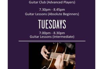 Brink Liverpool Guitar Lessons