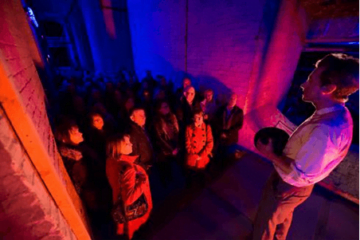 Catacombs Tours Liverpool St Georges Hall