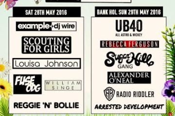 Liverpool Festival for 80,000 Announced For May Bank Holiday