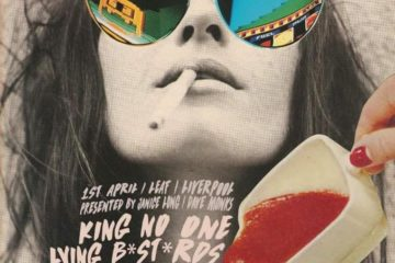 Fly On The Wall Records Presents; King No One, Lying B*st*rds, Cavalry, Native Kings, Daez At Leaf Friday 1st April