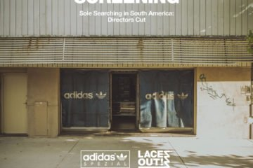 'Laces Out!' - Leading UK Trainer Festival Announces Special Screening of Adidas Film