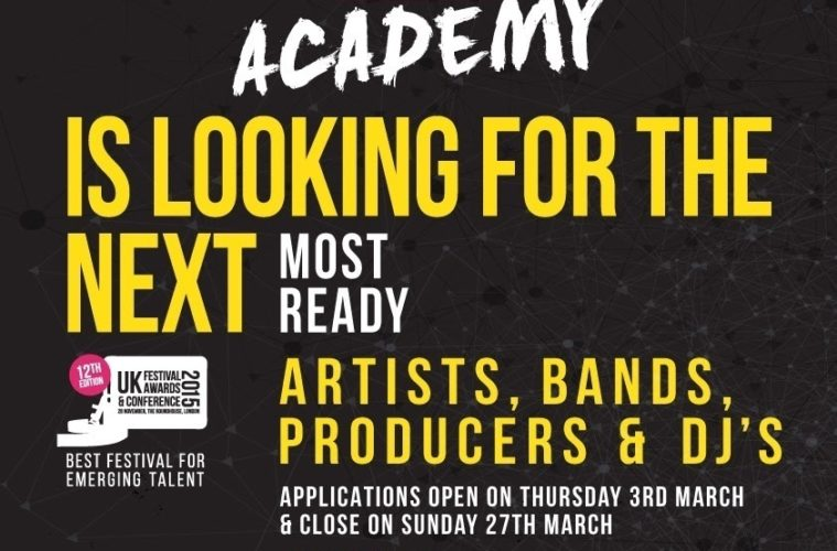 Applications For The Award-Winning LIMF Academy 2016 Close This Sunday