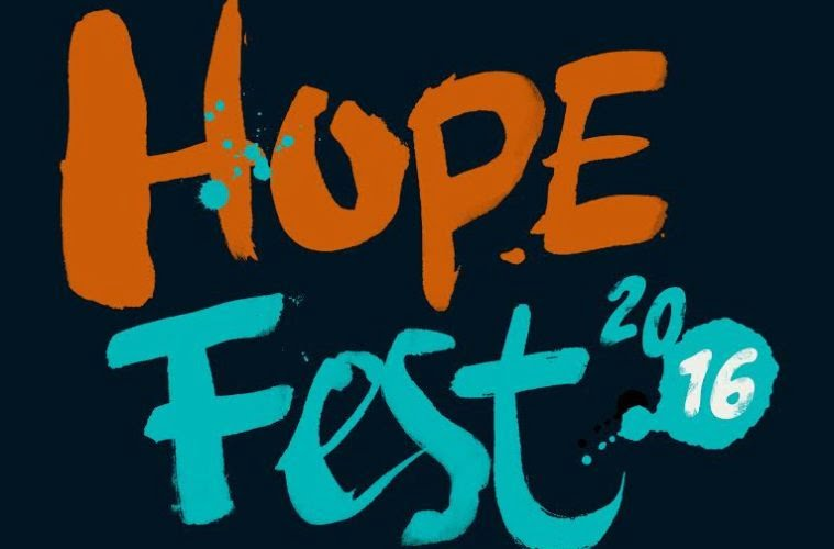 Hope Fest; The Music Festival In Aid of The Homeless Is Back For 2016 Between 11 th – 13 th  November Across The UK & Ireland